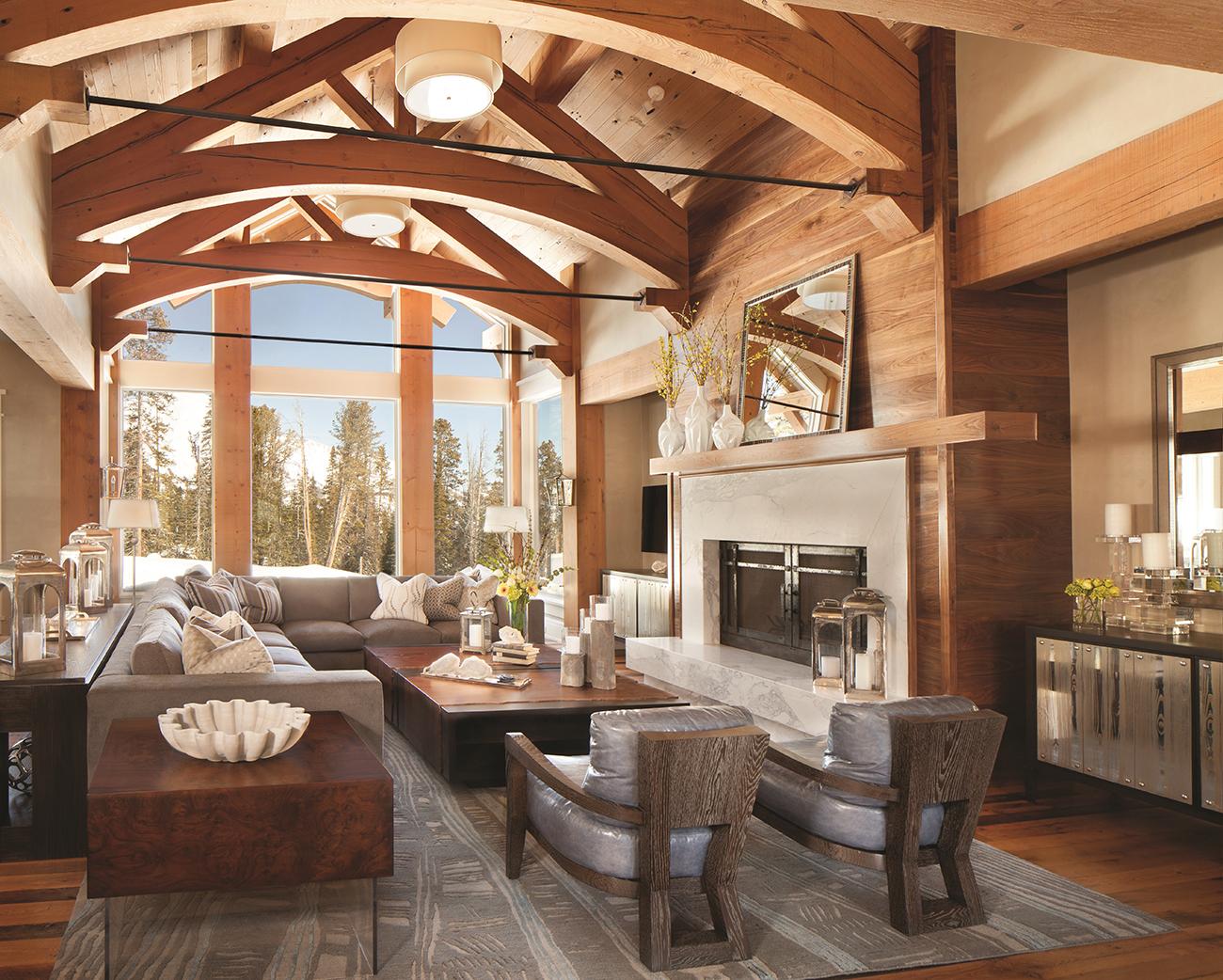 Western-style luxury.