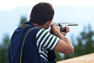 Trap-Skeet-Shooting