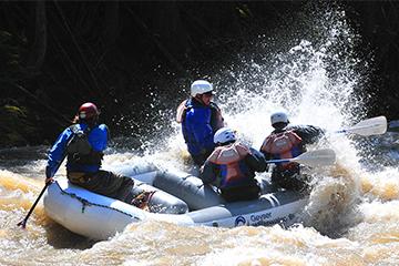 Whitewater-Rafting