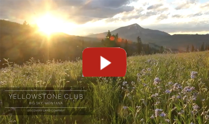 Yellowstone Club Lifestyle