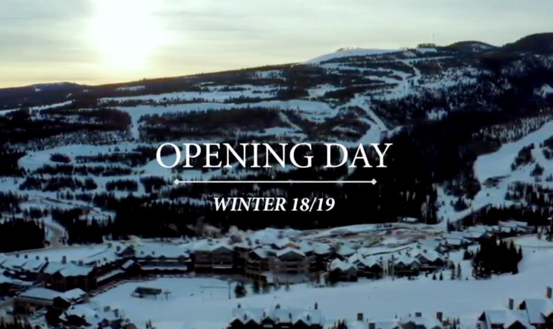 Opening Weekend - Dec.14, 2018